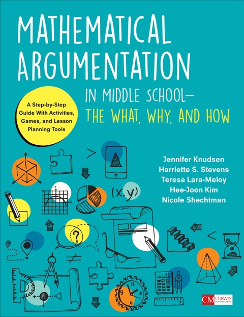 Mathematical Argumenation book cover